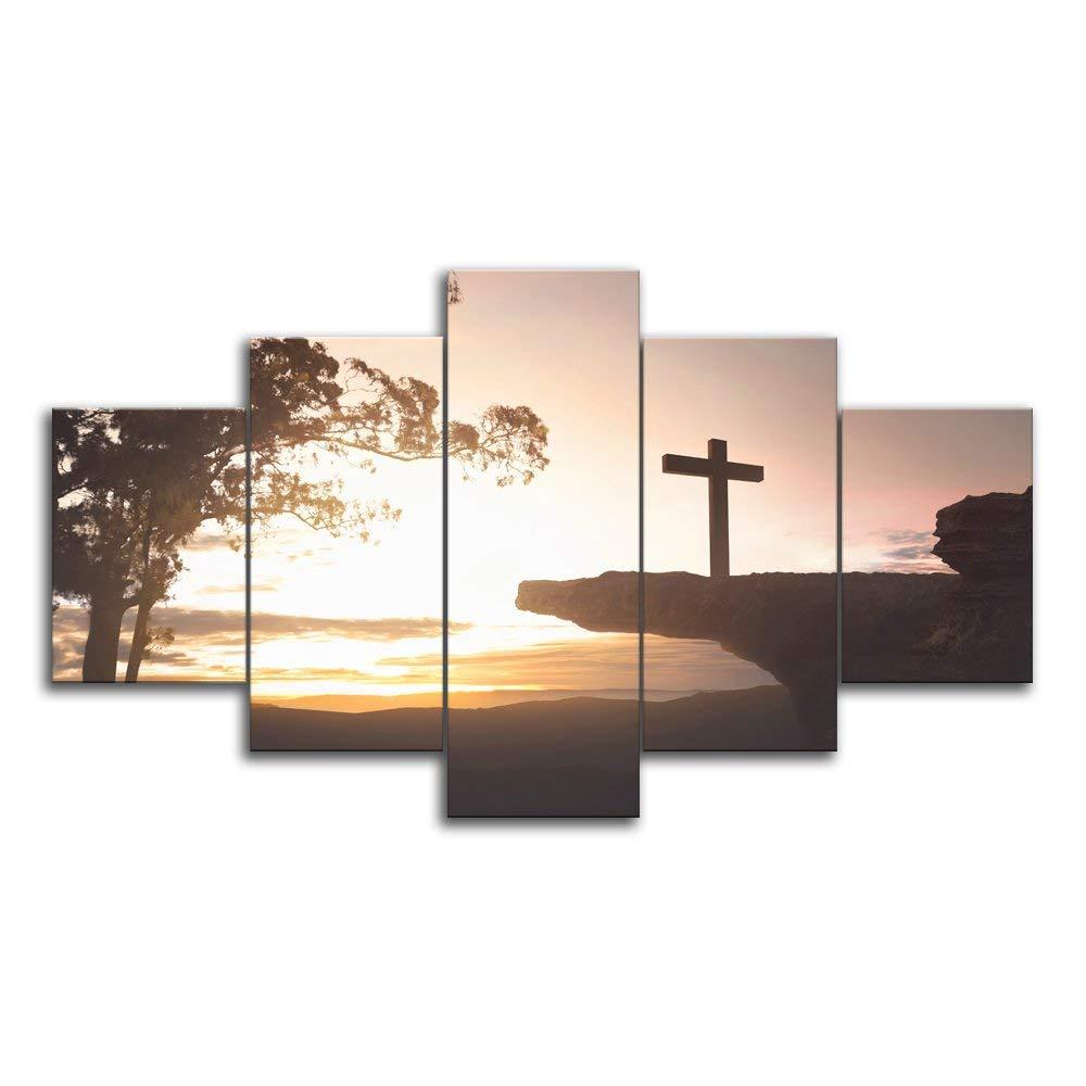 Large Christian Crosses Cross Wall Art Christ Poster ...