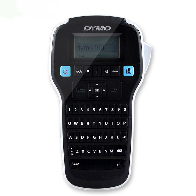 New original Label machine LM 160 English hand held portable label printer stickers label printer LM160