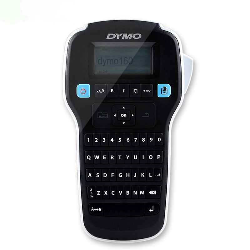 New original Label machine LM-160 English hand-held portable label printer stickers label printer LM160 For DYMO LM 160