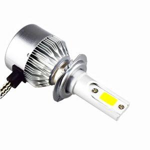 Image 4 - 2 sztuk żarówki reflektorów samochodowych H1 H3 H7 H11 9005 9006 880 światła samochodowe LED H4 9004 9007 H13 Hi Lo wiązka reflektor samochodowy światła stylizacji