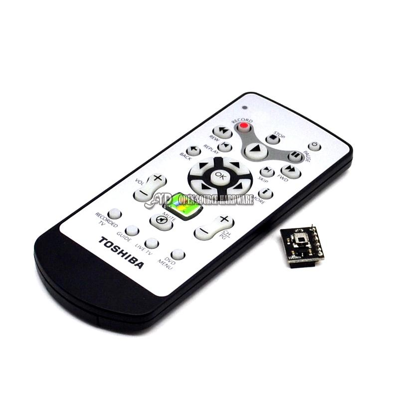 IR Remote Module for Raspberry Pi Media Remote Kit RPi Accessories for Raspberry Pi Home Theater