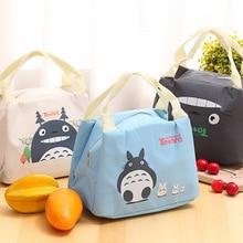 Food-Tote Baby Feeding Warmer Milk-Bottle Thermal-Insulation-Bag Portable Travel Cartoon