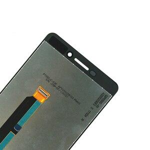 Image 4 - Оригинальный OEM ЖК дисплей для Nokia 6,1, дигитайзер сенсорного экрана в сборе, запасные части, бесплатный инструмент для Nokia 6,1 ЖК дисплей