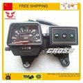 125cc 150cc 200cc zongshen 125GY motocicleta velocímetro cuentakilómetros ZS150GY ZS200GY ACCESORIOS envío gratis
