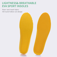 Buy TOPSOLE Elastic breathable deodorant running mat sports insoles men's women's insoles shoes insoles orthopedic memory foam 637 directly from merchant!