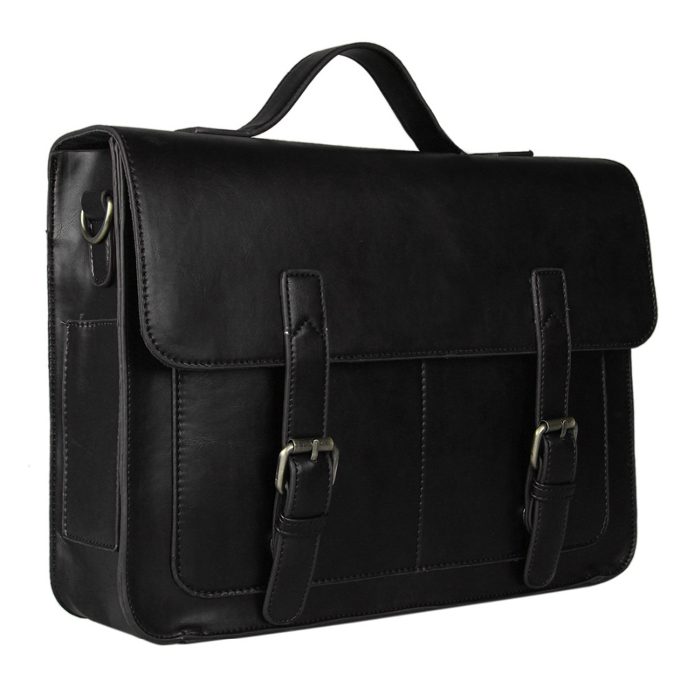 9a88efcbed European style Document file Vintage Men Messenger Bags tote Elegant men s  briefcases office men s crossbody bags-in Briefcases from Luggage   Bags on  ...