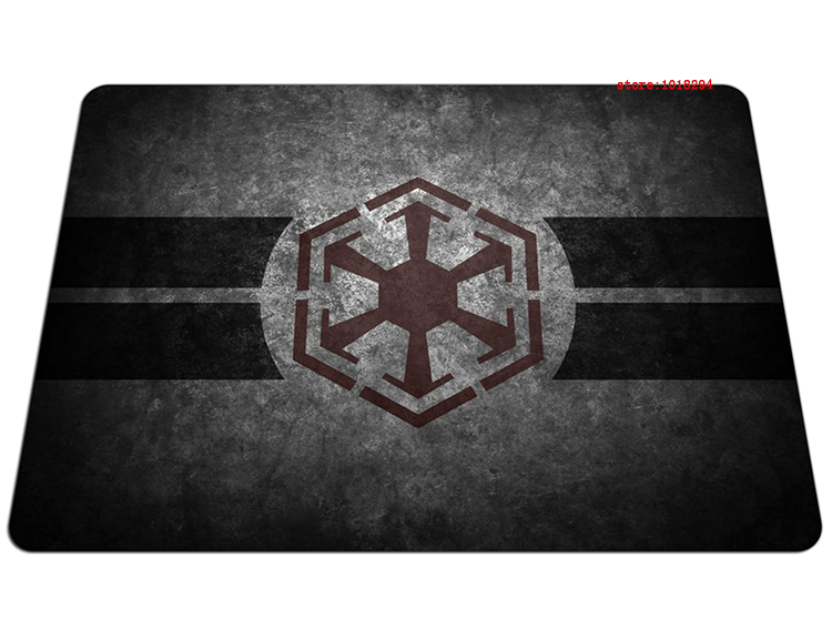 Star Wars mouse pad jedi symbol gaming mousepad Halloween Gift gamer mouse mat pad game computer padmouse keyboard play mats