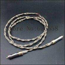 Chất Lượng cao Âm Thanh cáp Kỹ Thuật Số Mạ Bạc hifi kỹ thuật số 1 M cable đối với cáp hifi