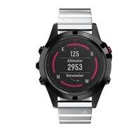 26mm Width Stainless Steel Watch Bracelet Band Strap For Garmin Fenix 5x GPS JUN19 Professional Oct2