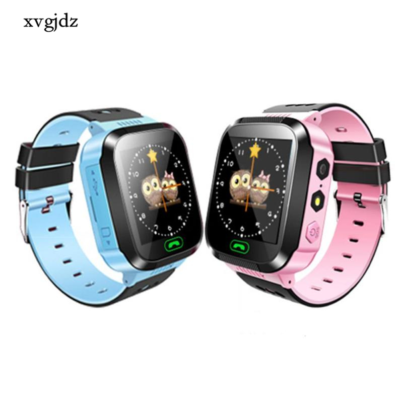 xvgjdz Q528 Children GPS Smart Watch with Camera Flashlight for Apple Android Phone Smartwatch Kids Smart Electronics PKQ90 Q730