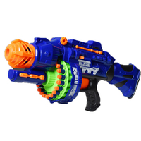 Electric Toy Gun Blaster Airsoft Pistol With 40pcs Soft Bullets Plastic Arma Safe Weapon Outdoor Military