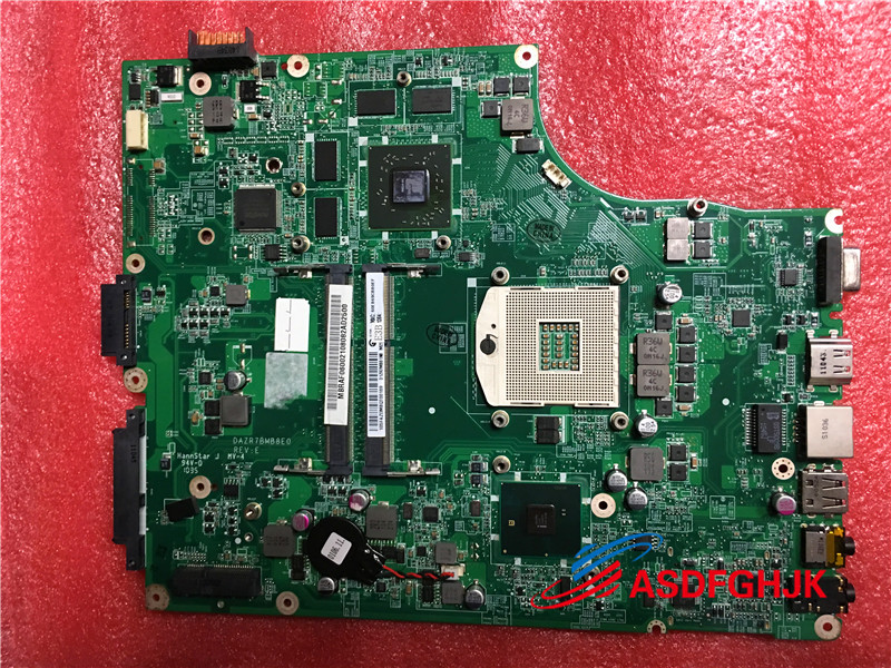 Original for ACER ASPIRE 5820 SERIES LAPTOP MOTHERBOARD MB.RAF06.002 MBRAF06002 dazr7bmb8e0 Test Free Shipping mbptg06001 motherboard for acer aspire 5820g 5820t 5820tzg dazr7bmb8e0 31zr7mb0000 tested good