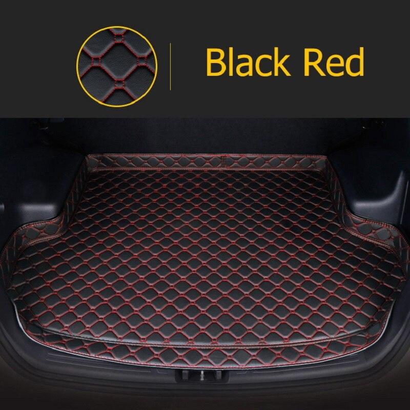 Maletero de coche esteras para Toyota RAV4 RAV 4 CAMRY Avalon Reiz Highlander Montaña Rusa Terios de coche de carga trasera Boot Liner maletero alfombra de la estera de la
