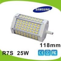 118 미리메터 LED R7S 빛 25