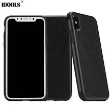 hot deal buy idools back case for apple iphone x quality picks dirt resistant soft tpu slim coque phone bag cases for iphone x 5.8