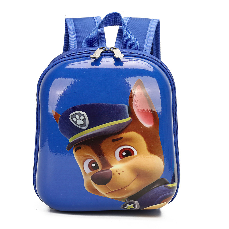 2018 New 3D Bags for Girls/Boys backpack kids Puppy Cartoon School Bags for  student School knapsack Baby bags mochilas escolares