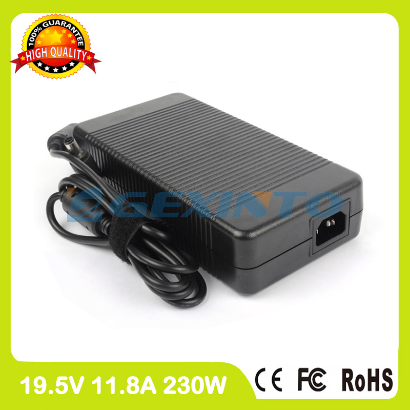 19.5V 11.8A 230W laptop charger ac power adapter ADP-230EB T ADP-230CB B for MSI GT72S MS-1782 GT80S MS-1814 gaming laptop pc 19v 9 5a 180w ac laptop adapter power supply for msi gt60 gt70 notebook adp 180eb d charger