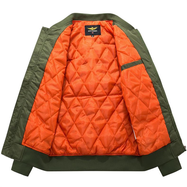 HTB1EY7FXW5s3KVjSZFNq6AD3FXau Winter Mens Jacket 2019 Fashion Brand Thick Warm Coats Parkas Stand Collar New Arrival Bomber Jacket Zipper Baseball Plus Size