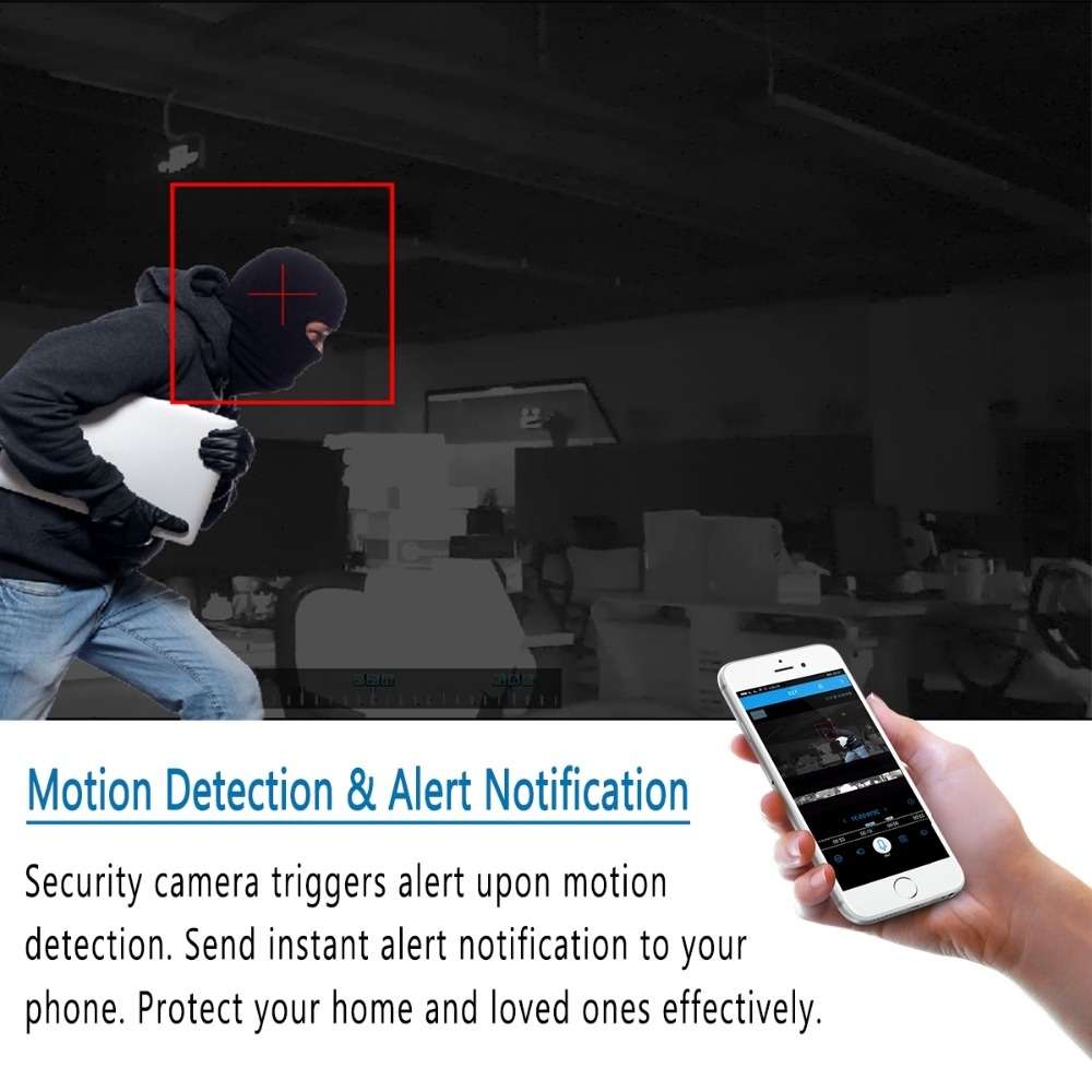 1080P Full HD WiFi IP Camera Home Security Surveillance Camera With Two Way Audio Infrared Night Vision For Baby Elder Monitor in Surveillance Cameras from Security Protection
