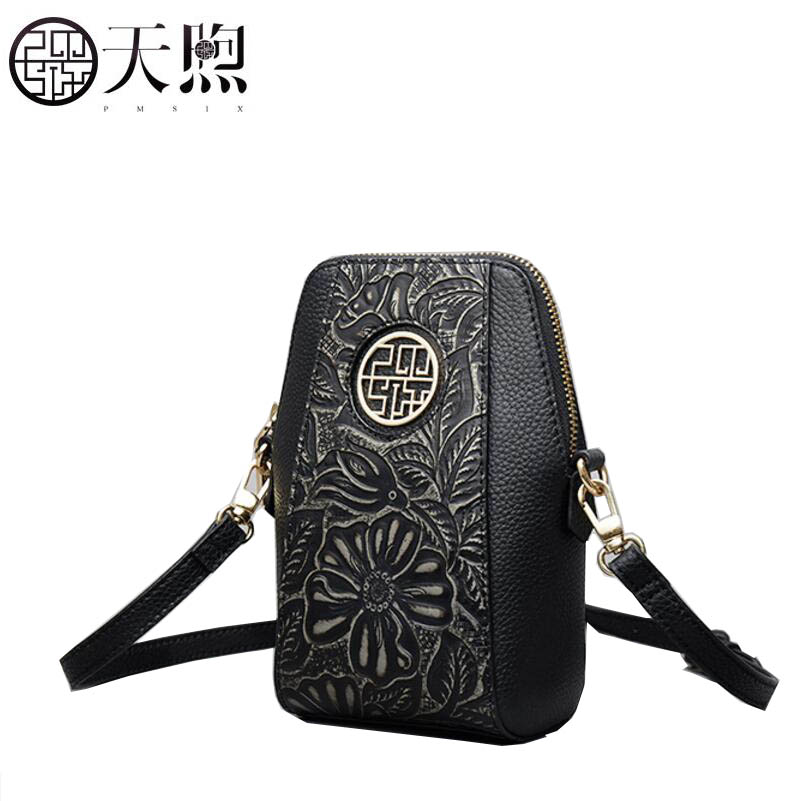 цена на 2017 new fashion embossed luxury handbags women bags designer Genuine Leather women handbags shoulder Crossbody Bags small bag