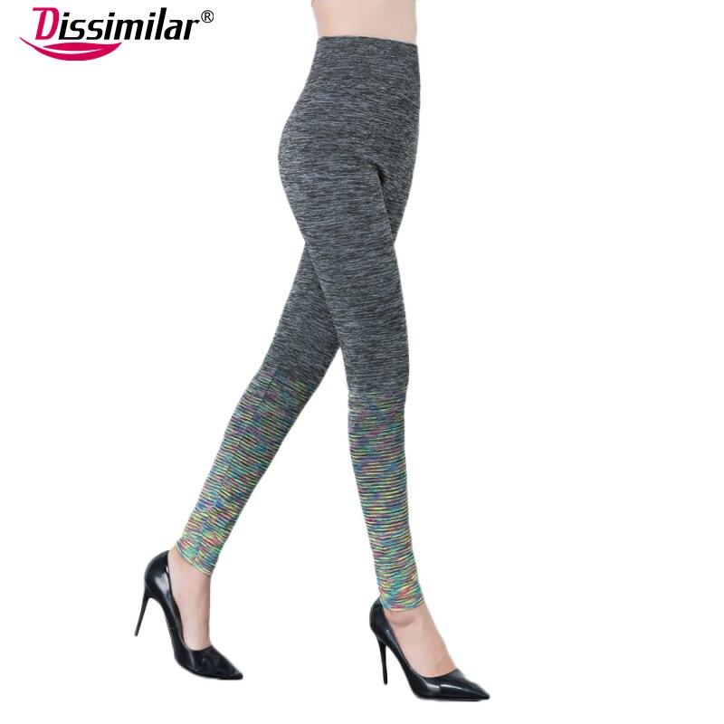 DISSIMILAR Hot Sale Women New Fashion Leggings High Elasticity Pants Leggins Legins Trouser for Lady