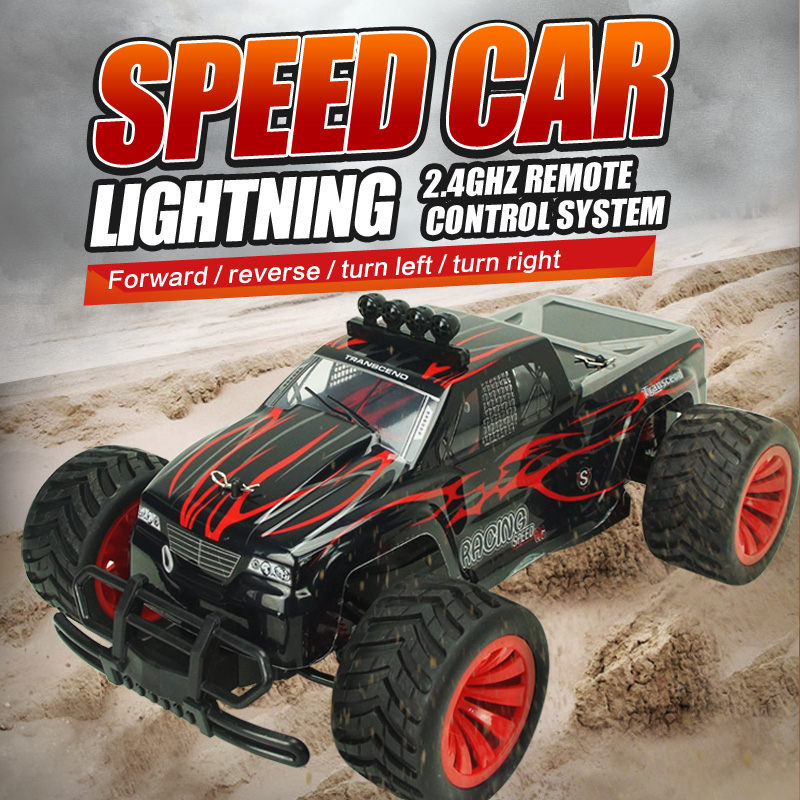 RC racing car BG1502 1/16 Scale 2.4GHz High-performance Off-road Truck Rally Car RTR High Speed Radio Control Buggy Bigfoot car new 7 2v 16v 320a high voltage esc brushed speed controller rc car truck buggy boat hot selling