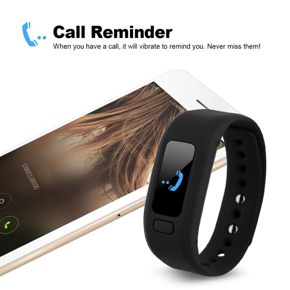 Fitness Tracker Bluetooth Smartband Sport Bracelet Smart Band 14
