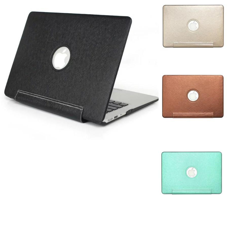 2017 NEW High-end Business PU Case Cover for Macbook Pro 13.3 15.4 Pro Retina 12 13 15 inch For Macbook Air 11 13 Laptop Shell