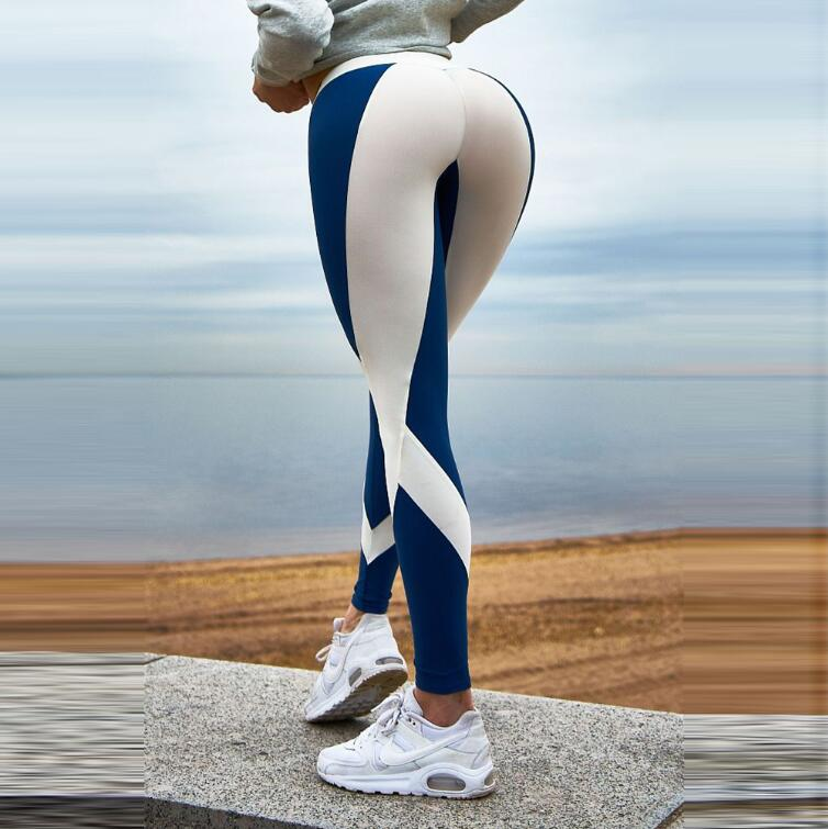Women Leggings Slim High Waist Elasticity Leggings Fitness Printing leggins Breathable Woman Pants Leggings Push Up Strength 11