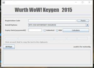 Image 3 - Wurth WoW! Cargo Information System (CIS) v1.9.0 Multilanguage+keygen