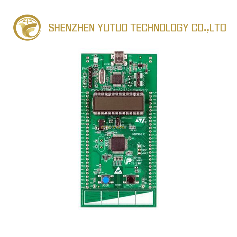 New Original Non-counterfeit Discovery kit STM32L152C-DISCO base on STM32L152RBT6 100% original STM32 development board(China)