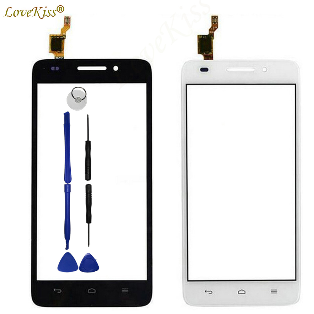 C8817 Touchscreen Front Panel For <font><b>Huawei</b></font> <font><b>G620S</b></font> C8817D Honor 4 Play <font><b>Touch</b></font> <font><b>Screen</b></font> Sensor <font><b>LCD</b></font> Display Digitizer Glass Cover Tools image
