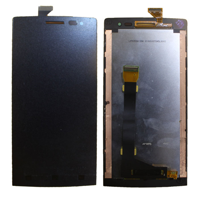 Find7 X9077 LCD Display With Touch Screen Panel Digital replacement Accessories For OPPO Find 7 X9077 Smartphone Free shipping