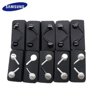 Image 1 - Samsung fones de ouvido eo ig955 fone de ouvido 5/10/20 atacado in ear microfone fio akg fone de ouvido para samsung galaxy s6 s7 s8 s9 s10 smartphone