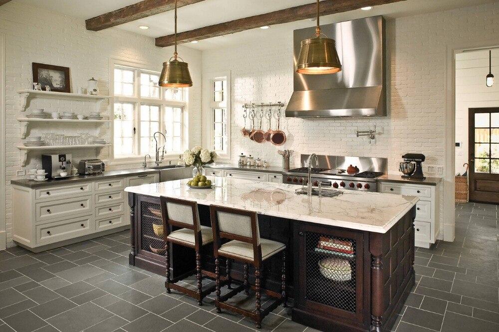 tradicional de madera maciza muebles de cocina al por menor ventas al por mayor precio barato