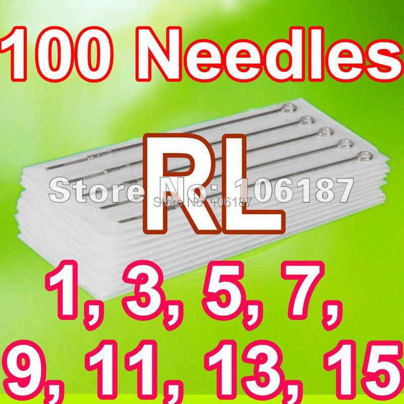 Assorted Size 100pcs 13579111315rl Type Pre Sterilized