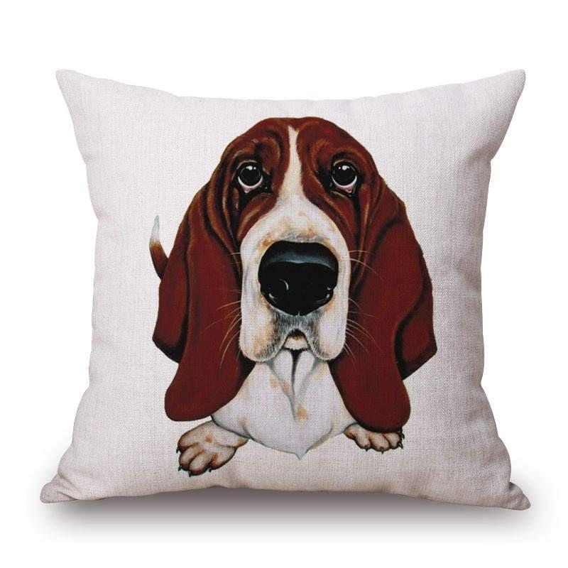 HTB1EYB0MFXXXXXkXVXXq6xXFXXX2 - Pug Pillow Cover