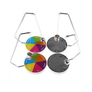 Pendulum Dynamic Desk Toy Creative Decision Maker Gift Decoration Magnetic Swinging Pendulum Game Fate Funny Desk(China)