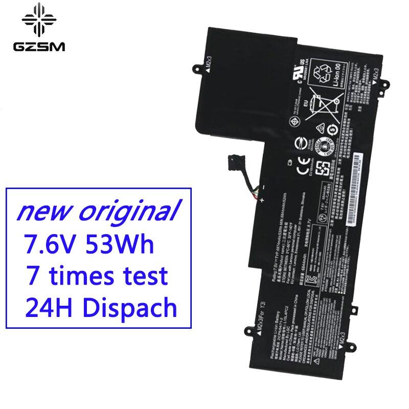L15L4PC2 GZSM bateria do portátil para LENOVO YOGA 710-14ISK bateria para baterias de laptop 710-11 L15M4PC2 5B10K90802 bateria do portátil
