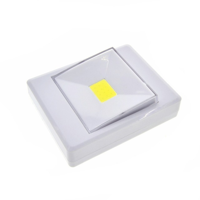 Exceptionnel Battery Powered Wireless COB LED Closet Night Light Lamp Switch With  Magnetic