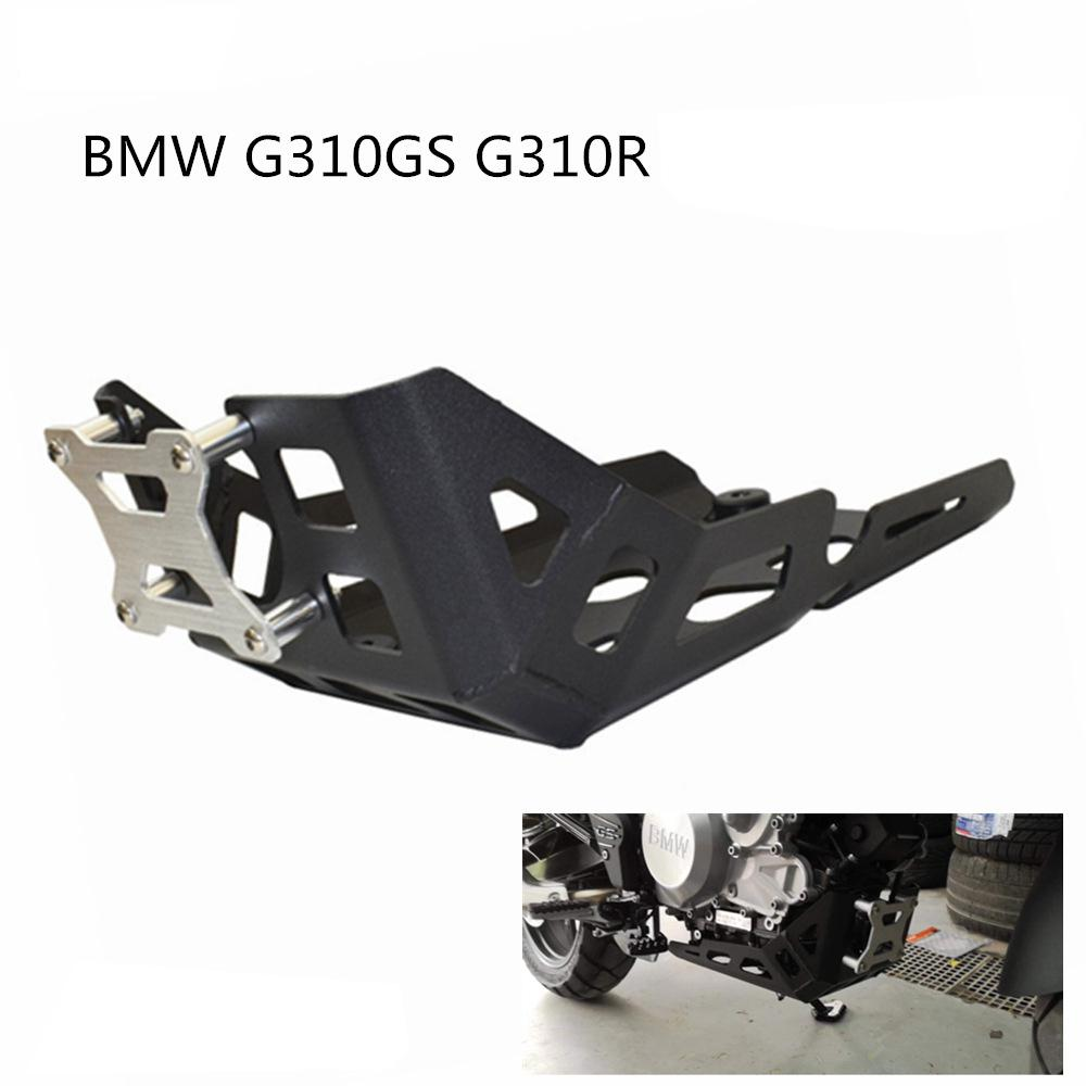 Motorcycle Modification Engine Protective Cover Underpan Protective Board For BMW G310GS G310R 2017-2019 Moto Accessories