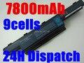 7800 MAH 11.1 v batería para acer AS10D31 AS10D51 AS10D41 AS10D61 AS10D71 AS10D75 AS10D81 Aspire 4741 5742G 5552G 5742 5750G 5741G