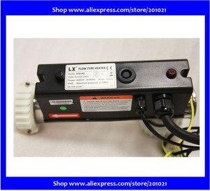 Image 1 - Китайский спа нагреватель 3 кВт l образная модель H30 R2 LX flow type hot tub спа