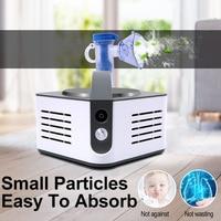 Cofoe Portable Medical Nebulizer Child Home Inhaler Throat Machine Oil free Compression Pump