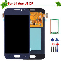 OLED for Samsung Galaxy J1 Ace J110 LCD Display Touch Screen Digitizer Assembly Replacement for Galaxy J1 J110H J110F J110M lcd