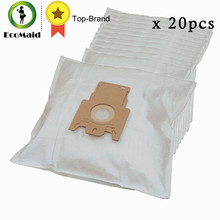 Dust Bag for Miele Series Vacuum Cleaner Dust Filter Bag Replacement Accessories Vacuum Rubbish Bag Spare 20pcs