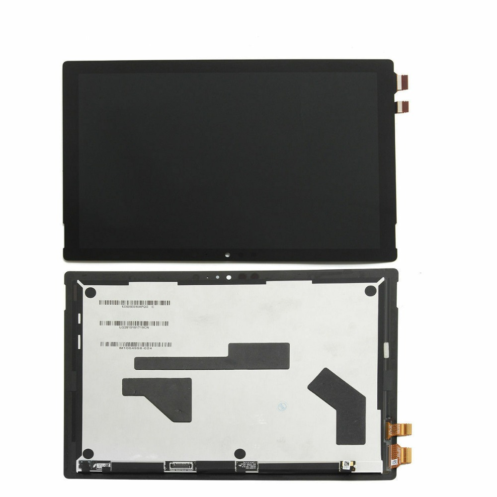 Remplacement LCD pour Microsoft Surface Pro5 Pro 5 1796 LCD écran tactile numériseur assemblée 12.3