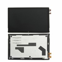 Replacement LCD For Microsoft Surface Pro5 Pro 5 1796 LCD Display Touch Screen Digitizer Assembly 12.3 Black