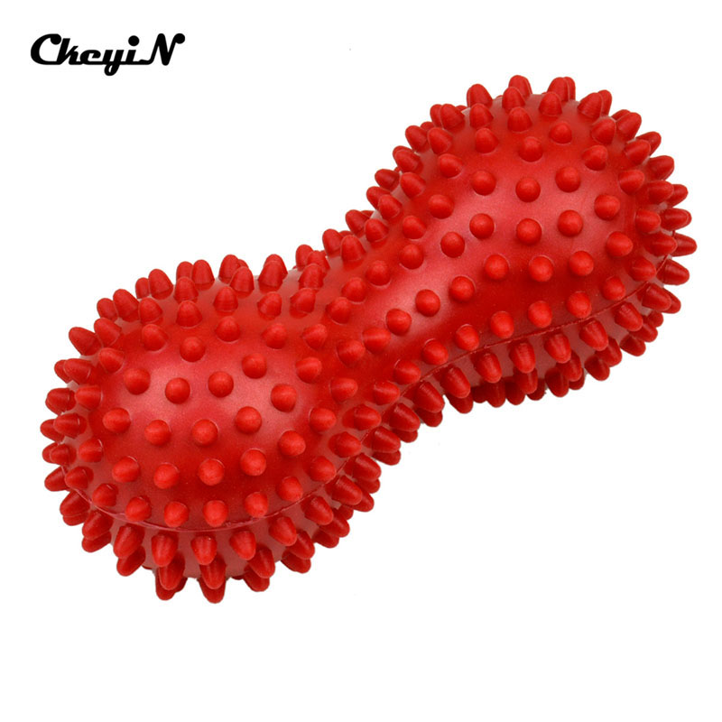 Health Care Peanut Shape Massage Ball EVA Spiky Relieve Pain Tension Relax Muscles Trigger Point Therapy Wholesale