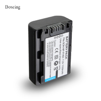 1150mAh Battery For Sony NP FH50 NP FH40 NP FH30 NP FH60 NP FH70For Alpha DSLR